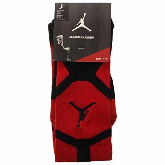 f3370e1ea248 Jordan Jumpman Dri Fit Crew Men s Sock